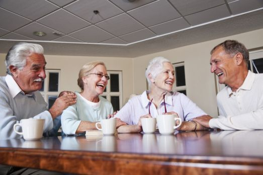Residents receiving quality healthcare at Park Manor nursing home in Conroe, TX